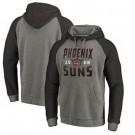 Men's Phoenix Suns Gray 1 Printed Pullover Hoodie
