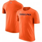 Men's Phoenix Suns Printed T-Shirt 0727