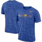 Men's Pitt Panthers Royal Velocity Sideline Legend Performance T Shirt 201074