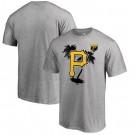 Men's Pittsburgh Pirates Printed T Shirt 10706