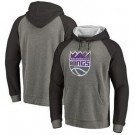 Men's Sacramento Kings Gray 2 Printed Pullover Hoodie