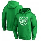 Men's Sacramento Kings Green Printed Pullover Hoodie
