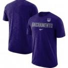 Men's Sacramento Kings Printed T-Shirt 0728