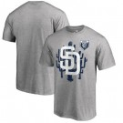 Men's San Diego Padres Printed T Shirt 10601