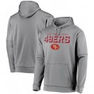 Men's San Francisco 49ers Charcoal Indisputable Favorite Pullover Hoodie