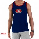 Men's San Francisco 49ers Printed Tank Top 17930