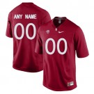 Men's Stanford Cardinals Customized Red College Football Jersey