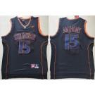 Men's Syracuse Orange #15 Camerlo Anthony Black College Basketball Jersey