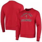 Men's Tampa Bay Buccaneers Red Pullover Hoodie 210314