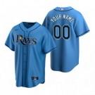 Men's Tampa Bay Rays CustomizedLight Blue 2020 Cool Base Jersey