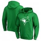 Men's Toronto Blue Jays Green Printed Pullover Hoodie