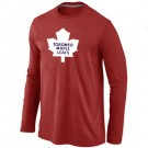 Men's Toronto Maple Leafs Printed T Shirt 13925
