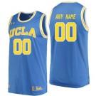 Men's UCLA Bruins Customized Blue College Basketball Jersey