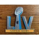 NFL 2021 Super Bowl LV Patch