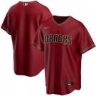 Toddler Arizona Diamondbacks Customized Red Alternate 2020 Cool Base Jersey