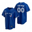 Toddler Toronto Blue Jays Customized Royal 2020 Cool Base Jersey