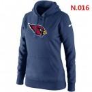 Women's Arizona Cardinals Printed Hoodie 0102