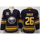 Women's Buffalo Sabres #26 Rasmus Dahlin Navy Jersey