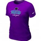 Women's Carolina Panthers Printed T Shirt 12225