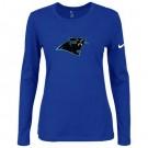 Women's Carolina Panthers Printed T Shirt 14918