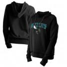 Women's Charlotte Hornets Black City Pullover Hoodie