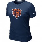 Women's Chicago Bears Printed T Shirt 10932
