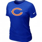 Women's Chicago Bears Printed T Shirt 10938