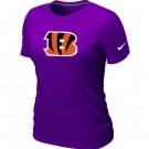 Women's Cincinnati Bengals Printed T Shirt 12114