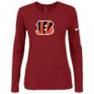 Women's Cincinnati Bengals Printed T Shirt 14947