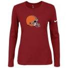 Women's Cleveland Browns Printed T Shirt 14927