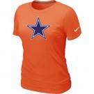 Women's Dallas Cowboys Printed T Shirt 12061