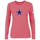 Women's Dallas Cowboys Printed T Shirt 14937