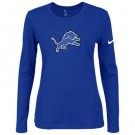 Women's Detroit Lions Printed T Shirt 14959