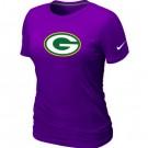 Women's Green Bay Packers Printed T Shirt 10958