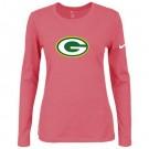 Women's Green Bay Packers Printed T Shirt 14972