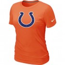 Women's Indianapolis Colts Printed T Shirt 10971