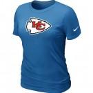 Women's Kansas City Chiefs Printed T Shirt 12004