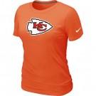 Women's Kansas City Chiefs Printed T Shirt 12068
