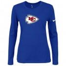 Women's Kansas City Chiefs Printed T Shirt 14977