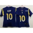 Women's Los Angeles Rams #10 Cooper Kupp Limited Royal 2020 Vapor Untouchable Jersey