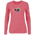 Women's Los Angeles Rams Printed T Shirt 15076