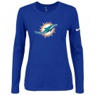 Women's Miami Dolphins Printed T Shirt 14992