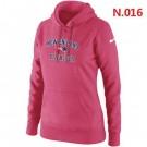 Women's New England Patriots Printed Hoodie 2119