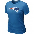 Women's New England Patriots Printed T Shirt 12009