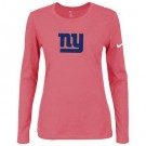 Women's New York Giants Printed T Shirt 15008