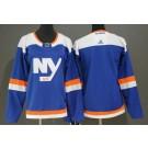 Women's New York Islanders Blank Blue Alternate Jersey
