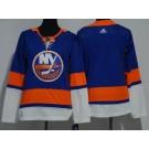 Women's New York Islanders Blank Blue Jersey