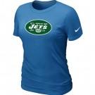 Women's New York Jets Printed T Shirt 12017