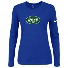 Women's New York Jets Printed T Shirt 15012