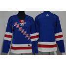 Women's New York Rangers Blank Blue Jersey